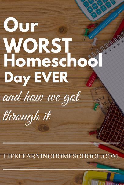 worsthomeschoolday